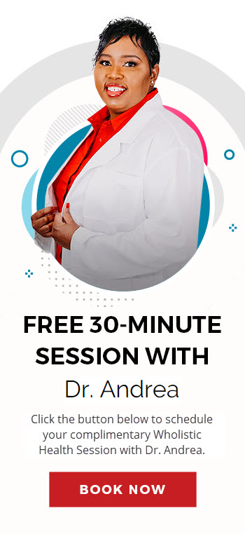 free session with dr andrea banner